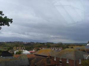 View From My Studio Window